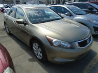 2008 Honda Accord EX 4 CYL. AUTOMATIC FULL+TOIT OUVRANT