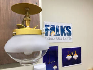 Falks Propane Gas Lights: now available!