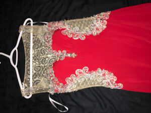 Full length gown dress size 8