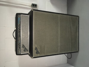Fender Bassman cab only