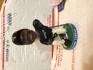 Frank Thomas Retail Bobblehead for trade for swinging ace