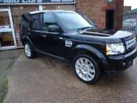 2012 62 LAND ROVER DISCOVERY 3.0 4 SDV6 HSE 5D AUTO 255 BHP DIESEL