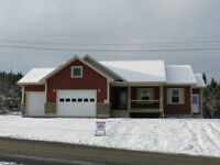 New Construction - 3 Bedroom/2 Bath/ 3 Bay Garage Home for Sale