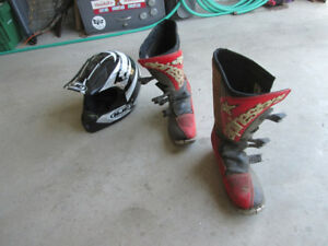 Motorcycle Off Road Boots