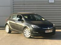 2014 Vauxhall Astra 1.7CDTi 16v ( 110ps ) ecoFLEX ( s/s ) ( Design