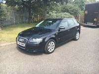 2006 Audi A3 TDI sportback ���full service ���more cars available ���PX welcome