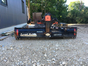 Land Pride Hydraulic 3 Point Hitch Blade