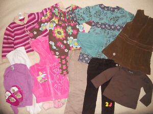 Group of Girls clothes for $10 (2J)