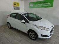 WHITE FORD FIESTA 1.0 ZETEC ***FROM £168 PER MONTH***
