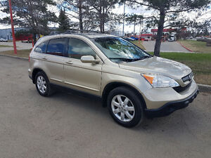 2007 Honda CRV EXL, AWD, auto, leather, clean and tight ride