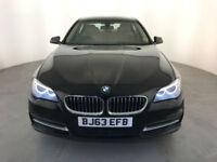 2013 63 BMW 520D SE AUTO 4 DOOR SALOON 1 OWNER BMW SERVICE HISTORY FINANCE PX