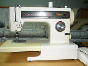 Sewing Machine (Ultra-12 Stitch Kemmore ) Like New