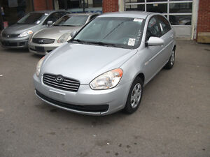 2007 Hyundai Accent Sedan CERTIFIED E-TESTED!!!!!