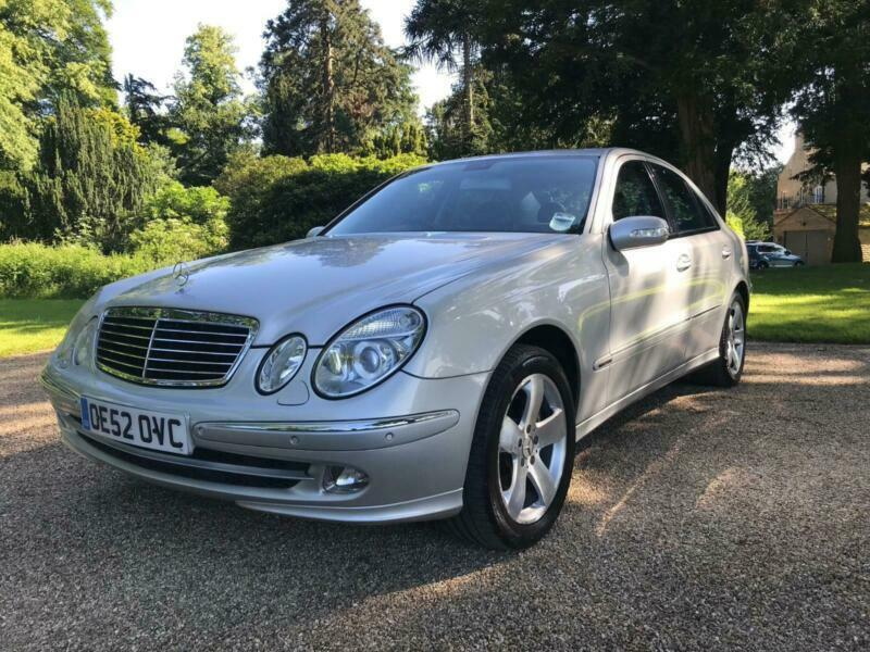 Mercedes-Benz E500 5 0 V8 Avantgarde RRP £85,000 PX WITH MOTORBIKE -  MOTORCYCLE | in Macclesfield, Cheshire | Gumtree