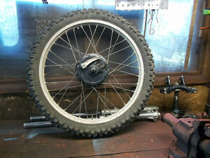79 Honda XR250 wheel