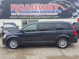 2014 Dodge Grand Caravan SXT WITH DVD