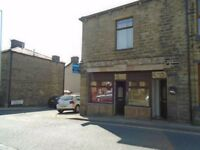 Beautiful basement flat in great location near to motorway and shops in Haslingden
