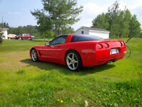 1998 Chevrolet Corvette Coupe (2 door)