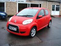 2010 60 Citroen C1 1.0i VTR+ 5d **£20 Tax / NEW MOT**