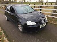 2006 Volkswagen Golf 2.0 SDI DIESEL - SPARES OR REPAIR - NEEDS TLC HENCE PRICE