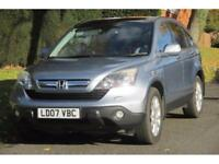 Honda CR-V 2.0 i-VTEC auto EX SAT-NAV/LEATHER/PANO SUNROOF