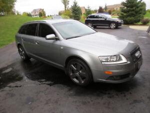 2008 Audi A6 Avant wagon