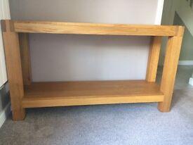 Sideboard solid oak