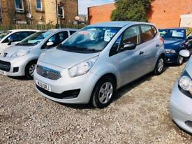 Kia Venga 1 1.4 2012 reg only done 18,000 miles finance from £99 a month px yes
