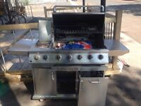 Barbecue pit (bbq, barbeque)