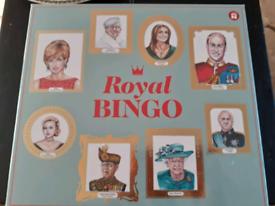 Royal Bingo by Holly Exley (English)