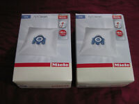 Miele AirClean GN Vacuum Cleaner Filter Bags Brand New Sealed