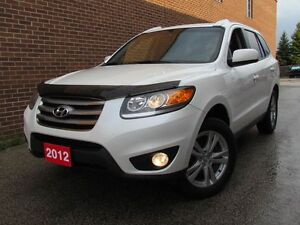 2012 Hyundai Santa Fe GL Premium,AWD,Sunroof,Alloy
