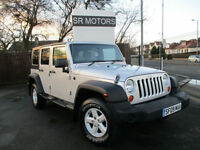 2009 Jeep Wrangler 2.8 CRD Sport(HARDTOP CONVERTIBLE,AMAZING CONDITION)