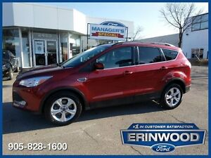 2015 Ford Escape SE1.6L ECOBOOST/LTHR/MYFORD TOUCH/REV CAM
