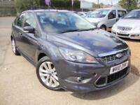 Ford Focus 1.6 ( 115ps ) 2010.25MY Zetec S