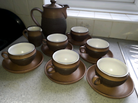 Denby Cotswold Coffee/Tea Set