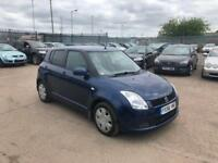 Suzuki Swift 1.3 ( 91bhp ) GL - 06/56 - 98k - July 19 Mot -