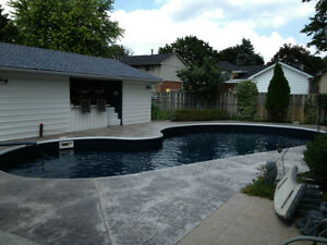 Swimming pool openings, liner instllation and renovations