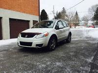 2008 Suzuki Sx4, AWD, Mags, Pneu d'Hiver, COULEUR IMPECCABLE!!