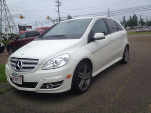 2011 Mercedes-Benz B200 Turbo PANORAMIC ROOF