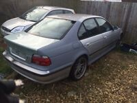 BMW E39 530D auto breaking for spares