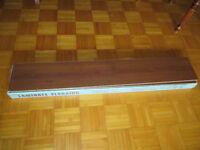 plancher flottant 162 pi car neuf 8 mm $115