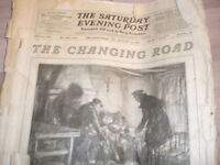 Collection of old papers found in my attic