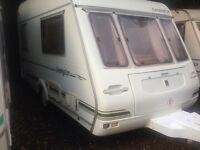 Compass 2000 2 berth in mint condition