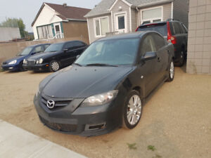 Standard Mazda 3 2008 300000km good on gas nice and clean