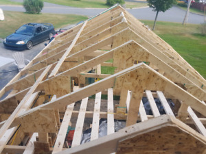 12 foot roof rafters