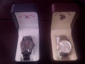2 polo men's watch's (New)