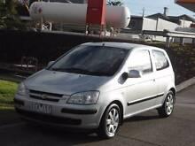 2004 Hyundai Getz Hatchback Footscray Maribyrnong Area Preview