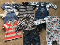 Boys first size/0-3 months bundle