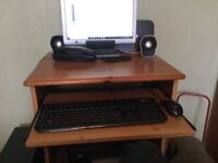 Pc Desktop/Printer/Computer Desk